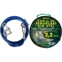 Cablu remorcare otel sarcina max 2.2T
