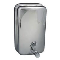 Dispenser inox oglinda, pentru sapun, cu cheie, 1l, (1buc)
