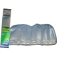 Parasolar folie aluminiu 1 fata, 60x130cm (1 buc.)