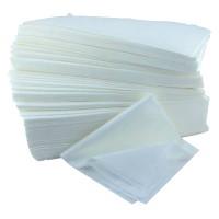 Prosop hartie aerata, 45x80cm, alb, (100buc)