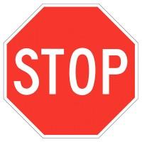 Indicator prioritate - Oprire (Stop)