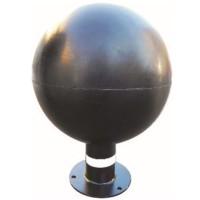 Bolarzi sferici cu folie reflectorizanta, H=415